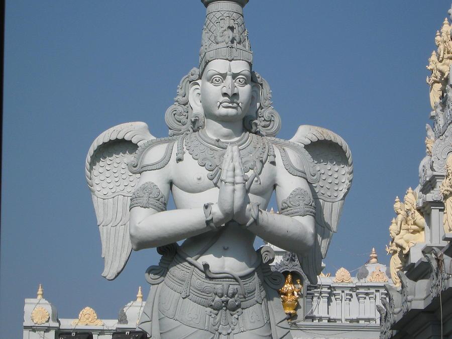 God Garud Photograph by Gayatri Maheshwari