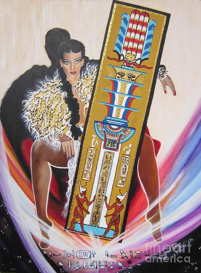 The  TET of Osiris fra Blaa  Kattproduksjoner  by Sigrid Tune