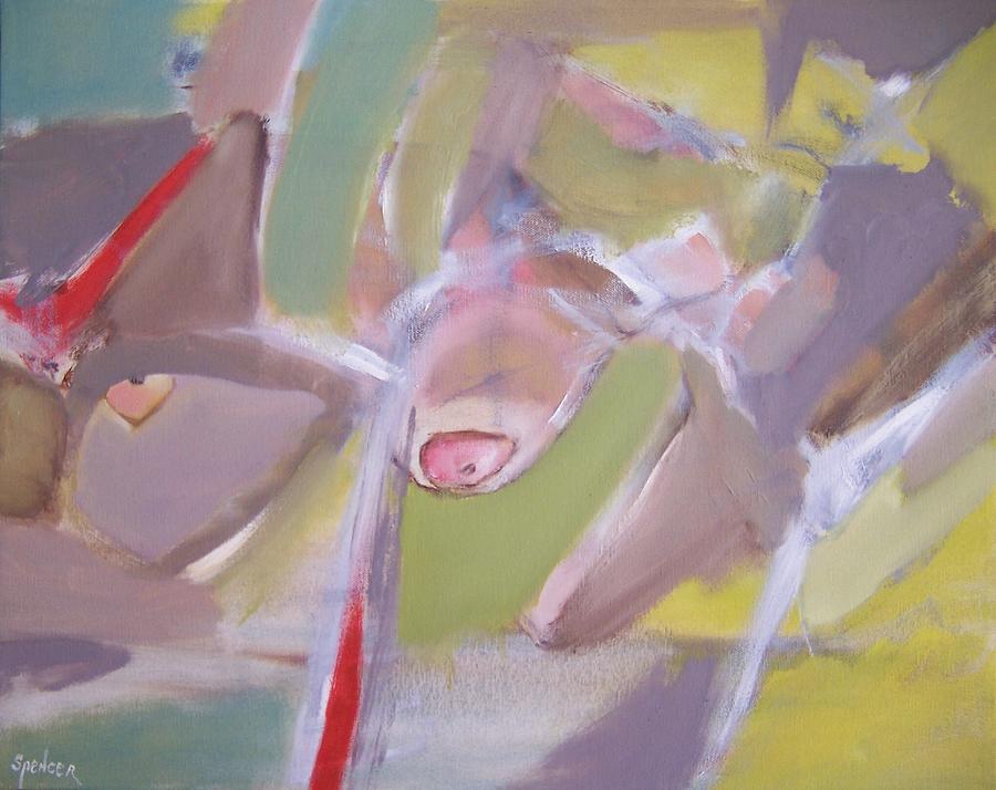 Goddess Painting by Scott Spencer