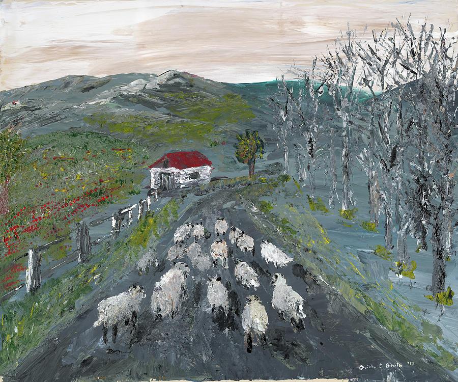 Going Home by Ovidiu Ervin Gruia