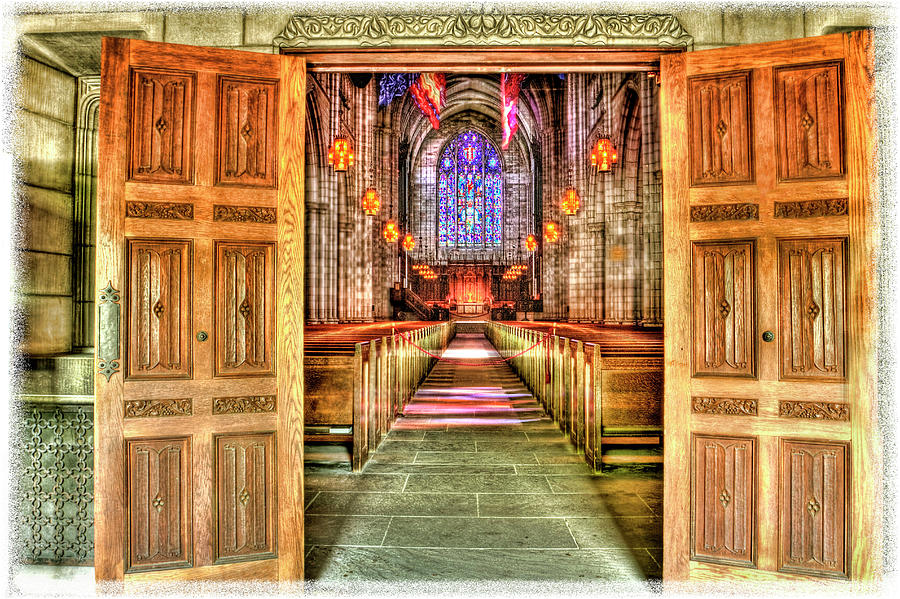 Going To The Chapel Photograph
