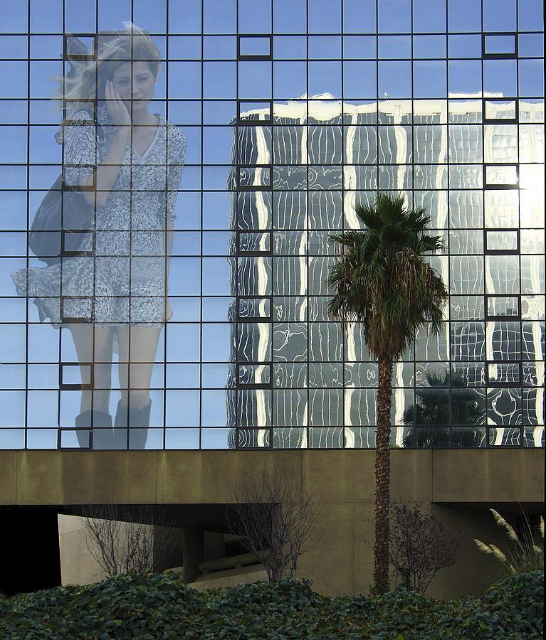 California Girl Photograph - Going With The Wind by Viktor Savchenko