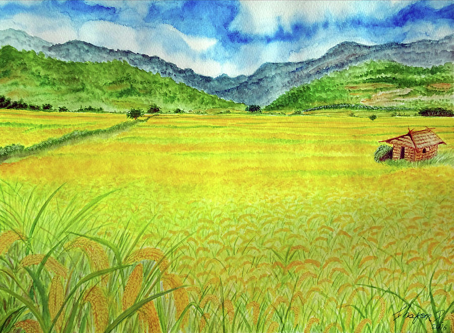 Image Result For Farm Philippines Painting
