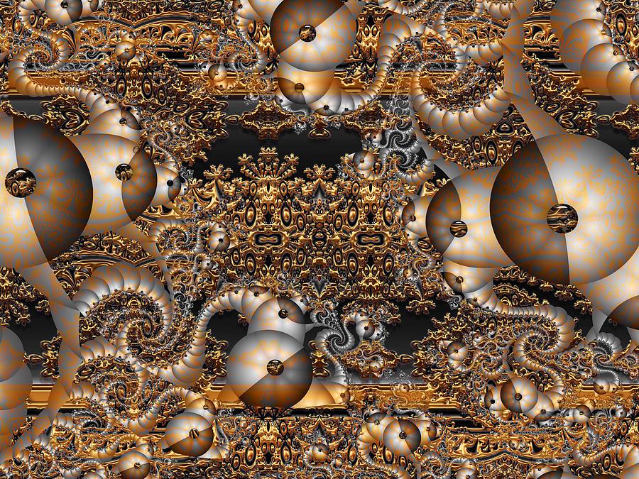 Gold Rush- by Robert Orinski