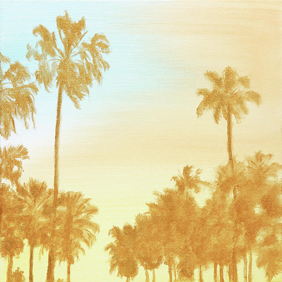 Golden California by Masha Batkova
