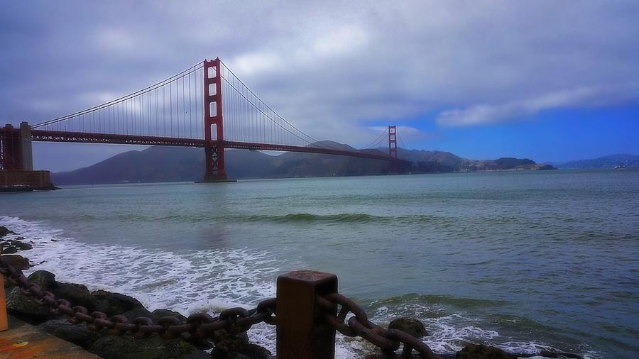 Golden Gate by Beth Akerman