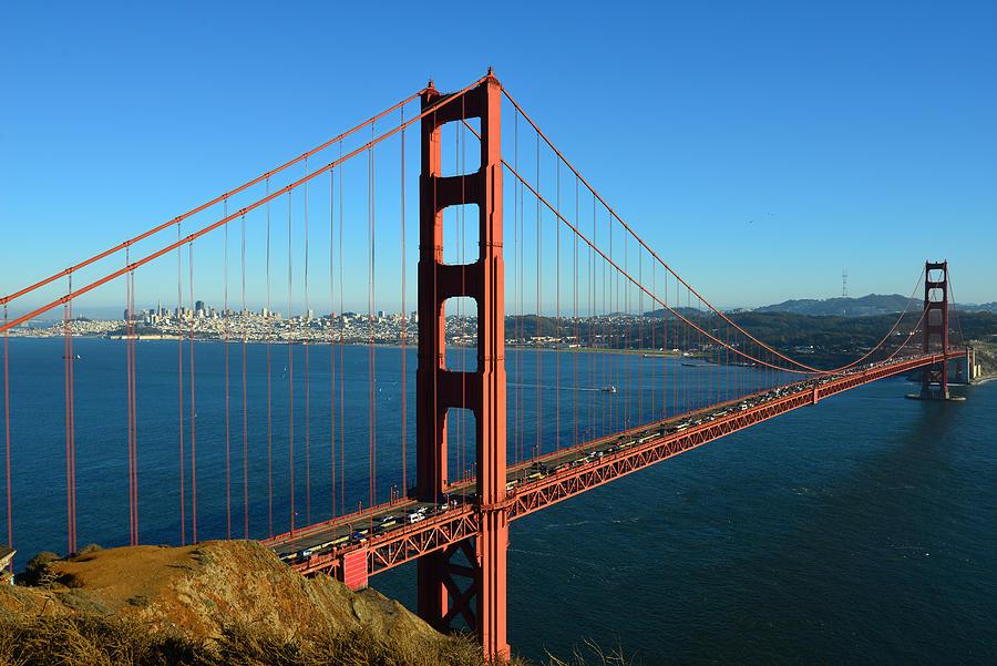 Golden Gate by Dragan Kudjerski