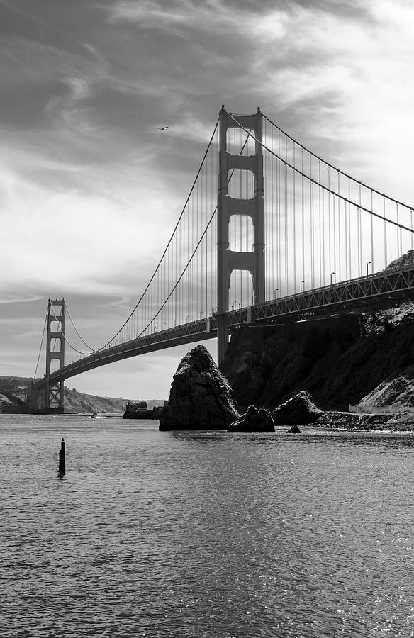 Golden Gate East 2 by David Cabana