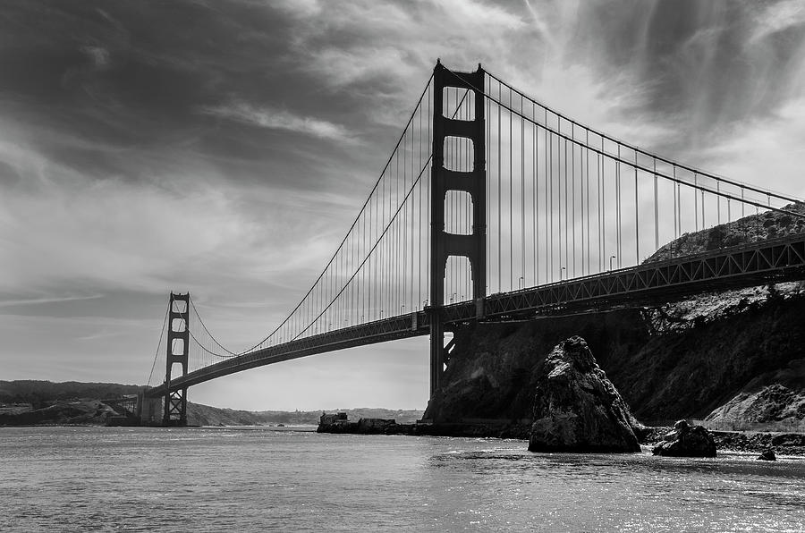 Golden Gate East by David Cabana