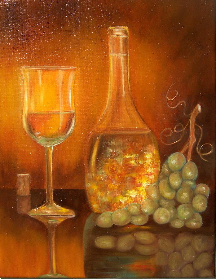 Golden Glow. SOLD by Susan Dehlinger