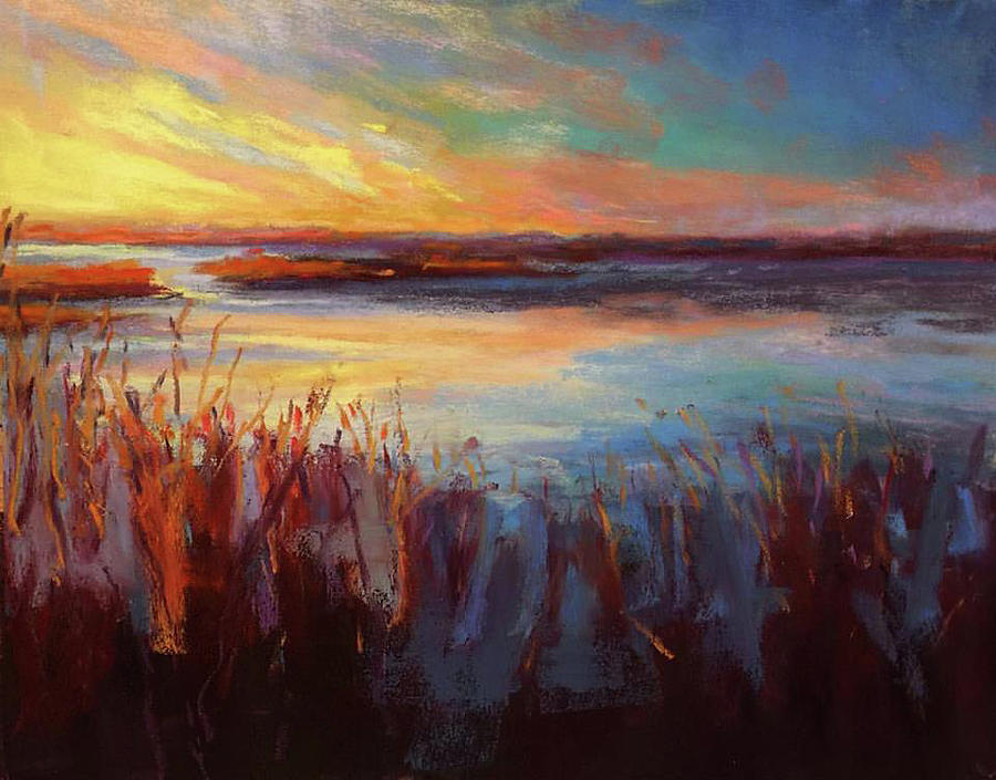 Golden Marsh by Susan Jenkins