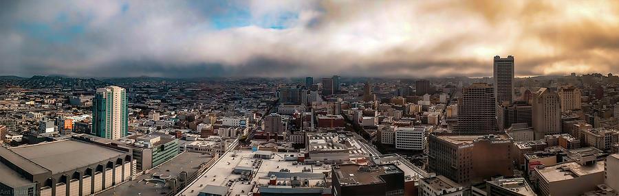 San Francisco Photograph - Golden San Francisco by Ant Pruitt