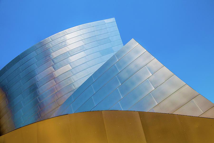 Golden Step Photograph