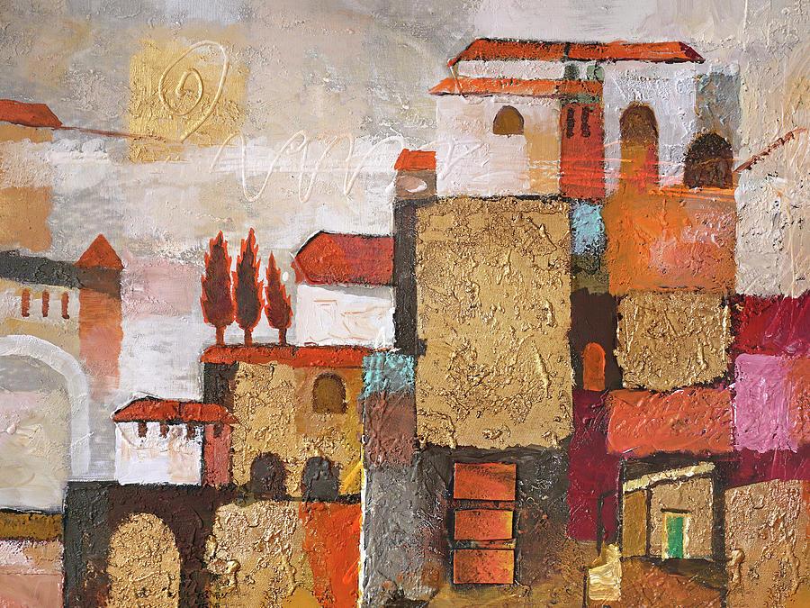 Golden Town by Lutz Baar