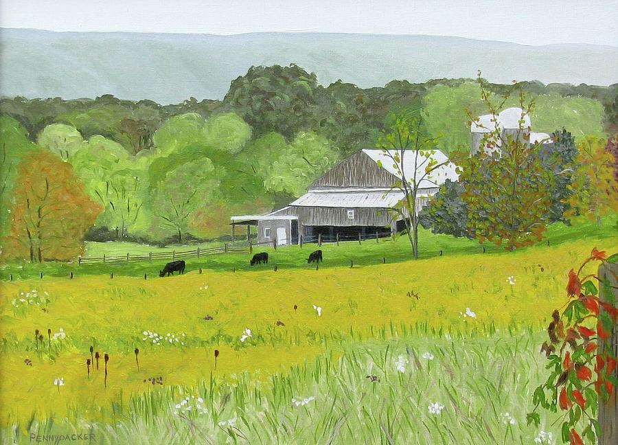Goldenrod abounds by Barb Pennypacker