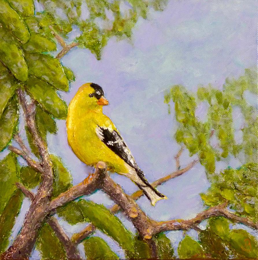 Goldfinch by Joe Bergholm