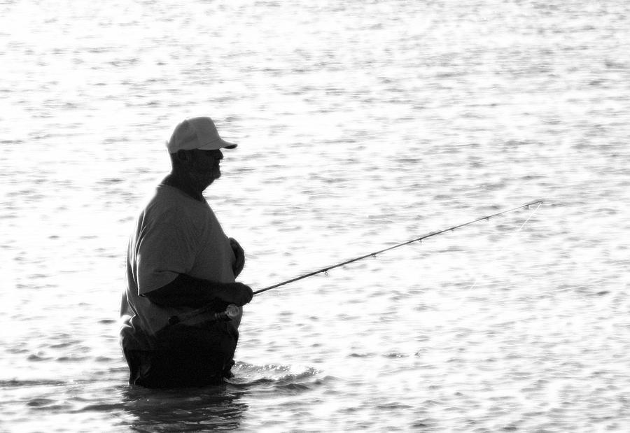 Digital Photograph - Gone Fishing 22 01555 by Richard Porter