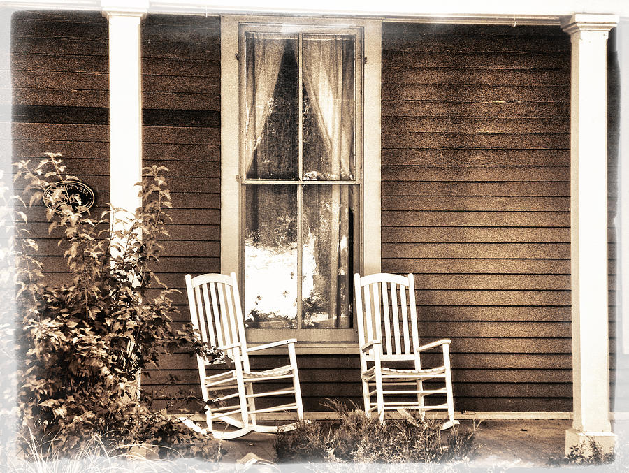 Gone Photograph - Gone by Julie Palencia