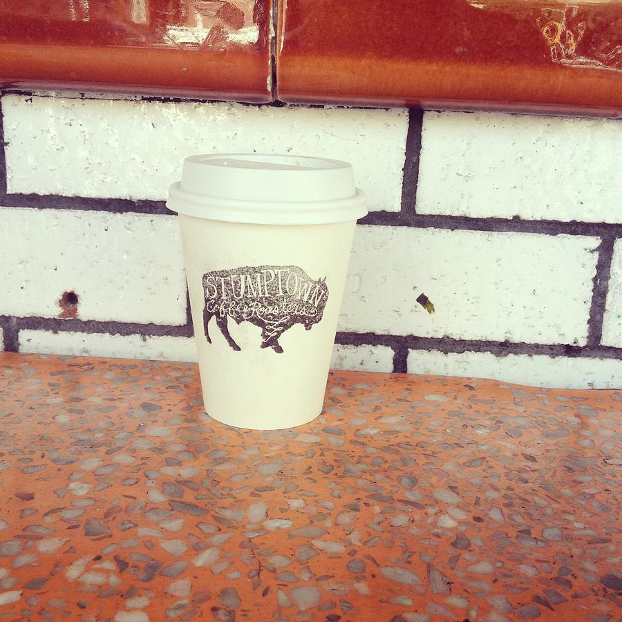 Coffee Photograph - Good Coffee by Cara Poalillo