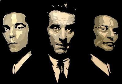 Movies Painting - Good Fellas by Blackcat Studios