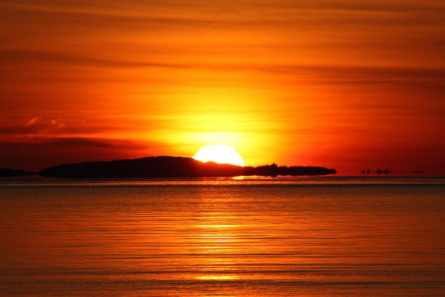 Sunrise Photograph - Good Morning by Becca Brann