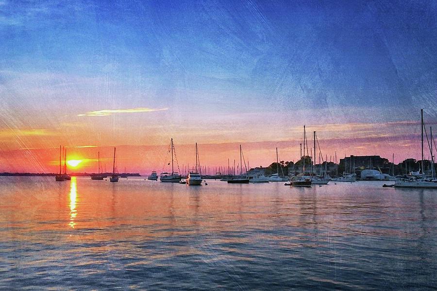 Sunrise Photograph - Good Morning by Edward Kreis