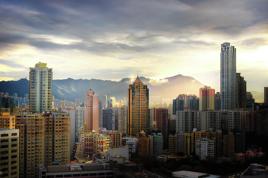 Good Morning, Hong Kong by Geoffrey Lewis