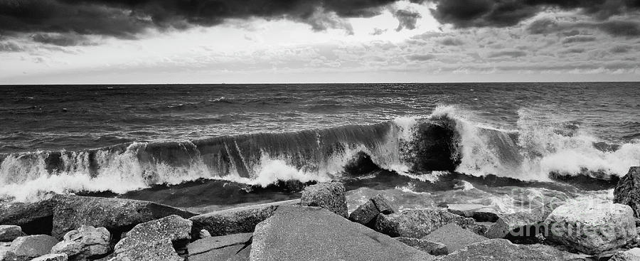 Samsung Photograph - Good Morning In Black And White by Ricky L Jones