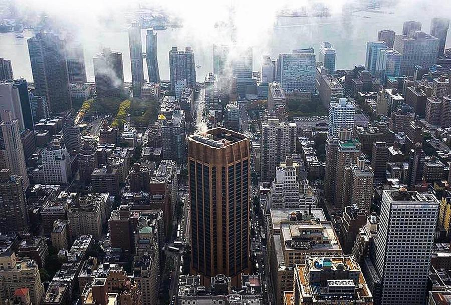 New York City Photograph - Good Morning  by Sonia Pizzinelli