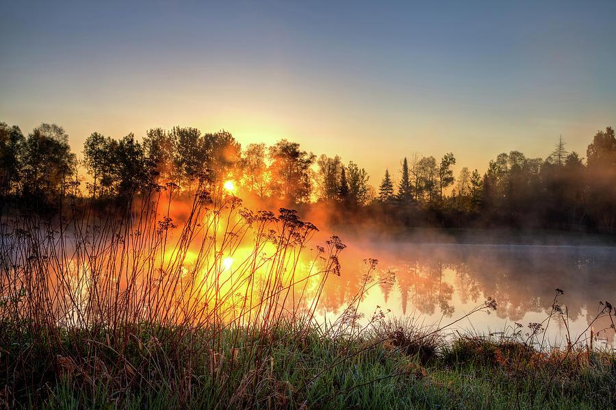 Sunrise Photograph - Good Morning Sunshine by Brian Boudreau