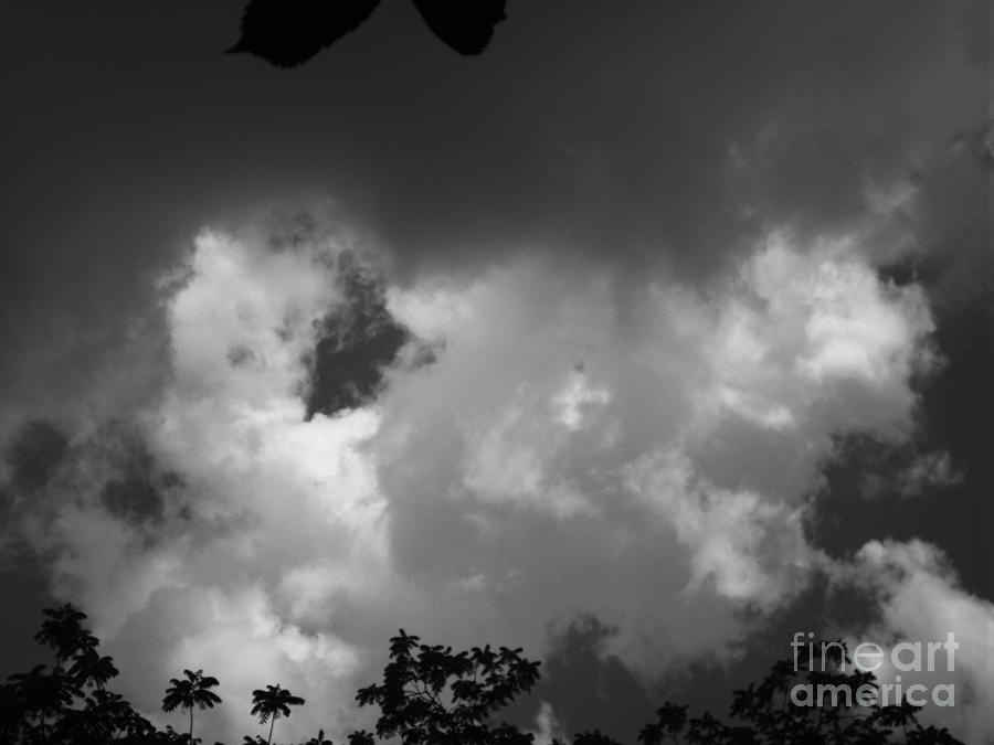 Cloud Photograph - Good Vs Evil by Darrin Ingram