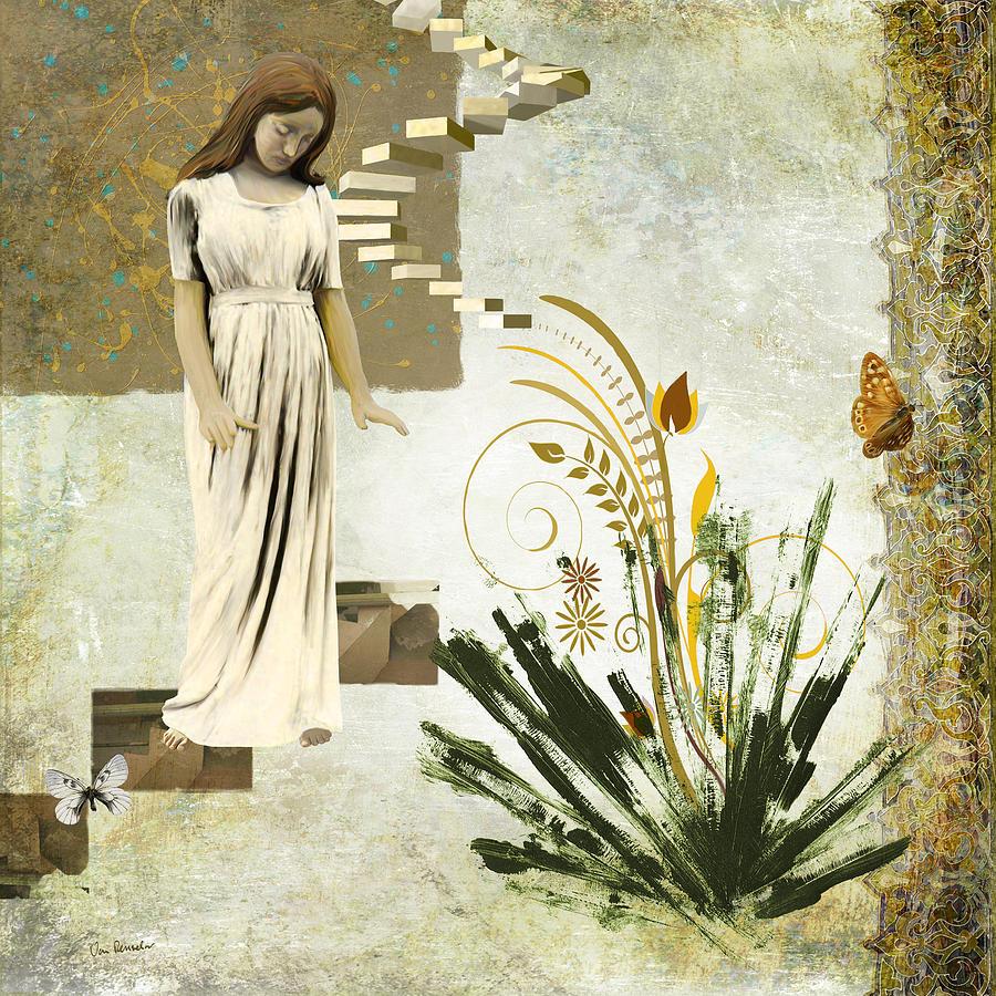 Mourning Painting - Goodnight Irene by Van Renselar