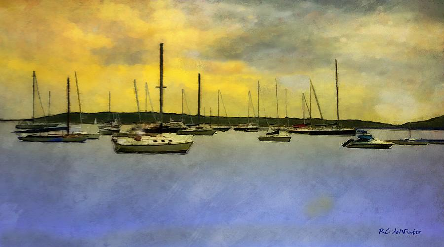 Goodnight, Nantucket by RC DeWinter