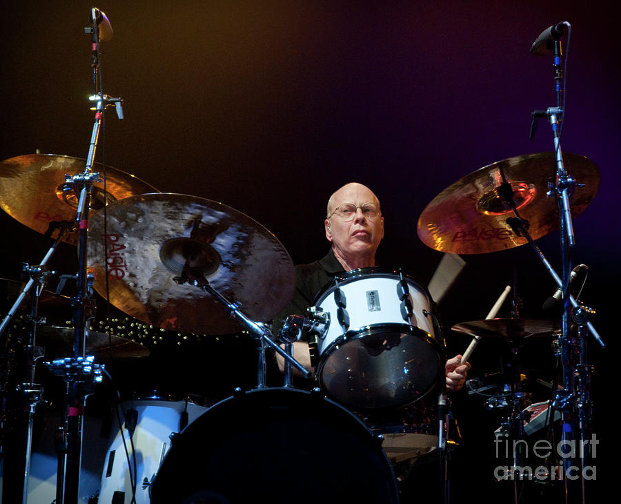 Christmas Drummer.Gordy Knudtson On Drums With The Steve Miller Band At The Warren Haynes Christmas Jam 2010 Xmas Ja