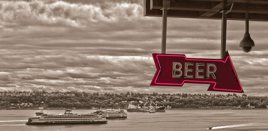 Got Beer by Daniel Houghton