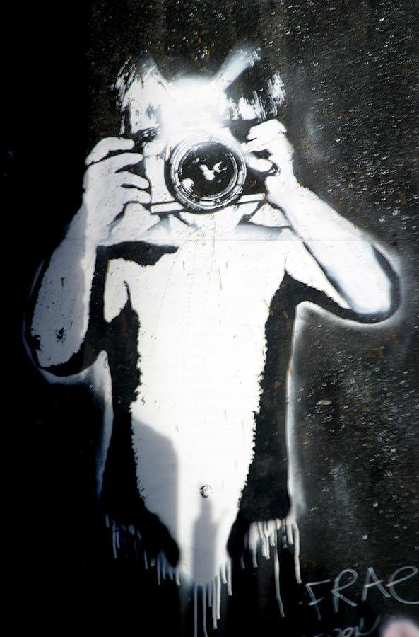 Photographer Photograph - Got Yer by Jez C Self