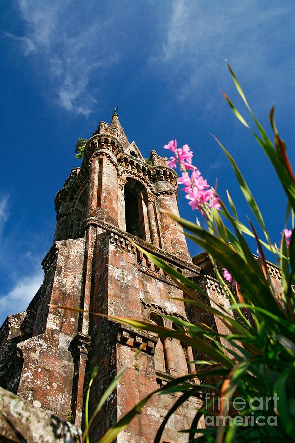 Architecture Photograph - Gothic Chapel by Gaspar Avila