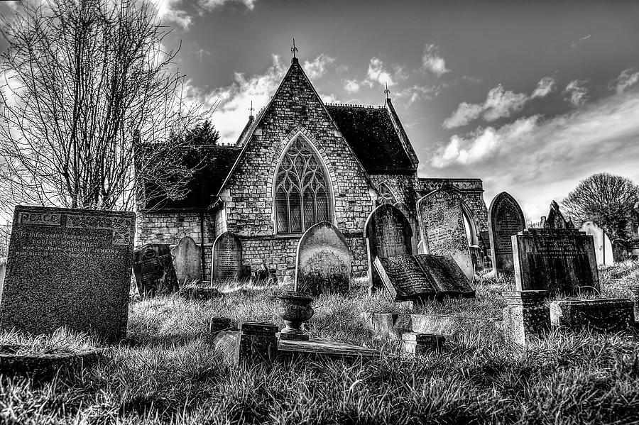 Gothic Chapel by Makk