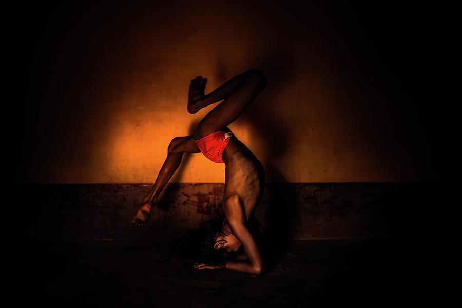 Gotipua practice by Lucas Dragone