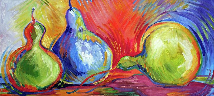 Gourds  by Judi Krew
