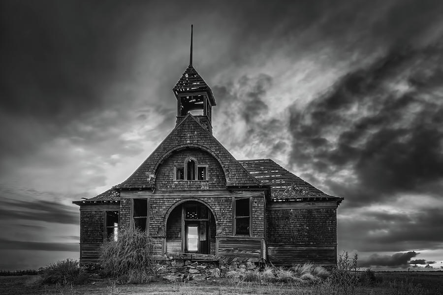 Goven School House by Harold Coleman