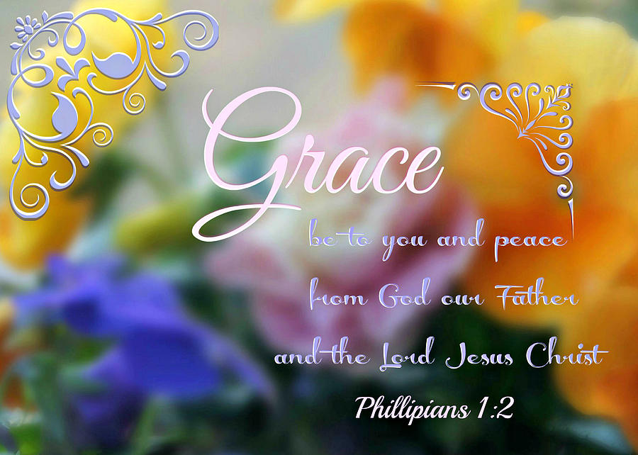 Grace To You Photograph