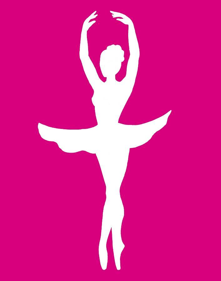 Ballerina Zeichentrick