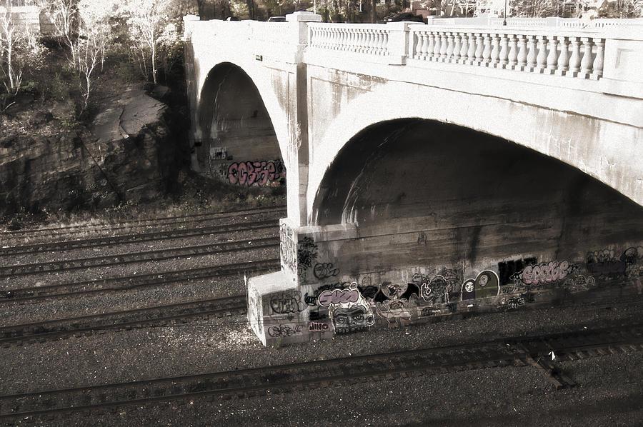 Graffiti Photograph - Graffiti by Nancy Killam