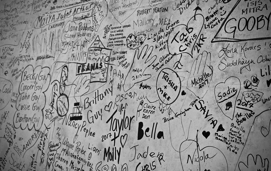 Grafitti by Chris Alberding