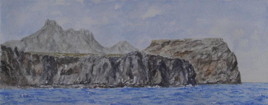 Gramvousa, Crete by David Capon