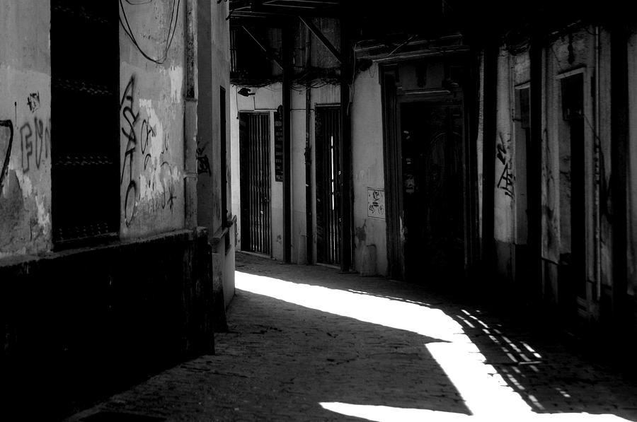 Photographer Photograph - Granada 8 by Jez C Self