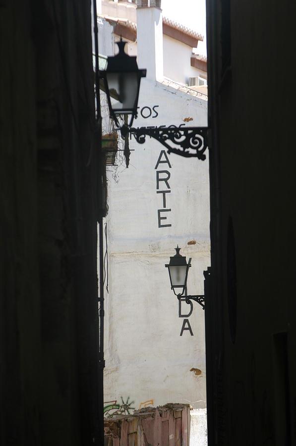 Photographer Photograph - Granada 9 by Jez C Self