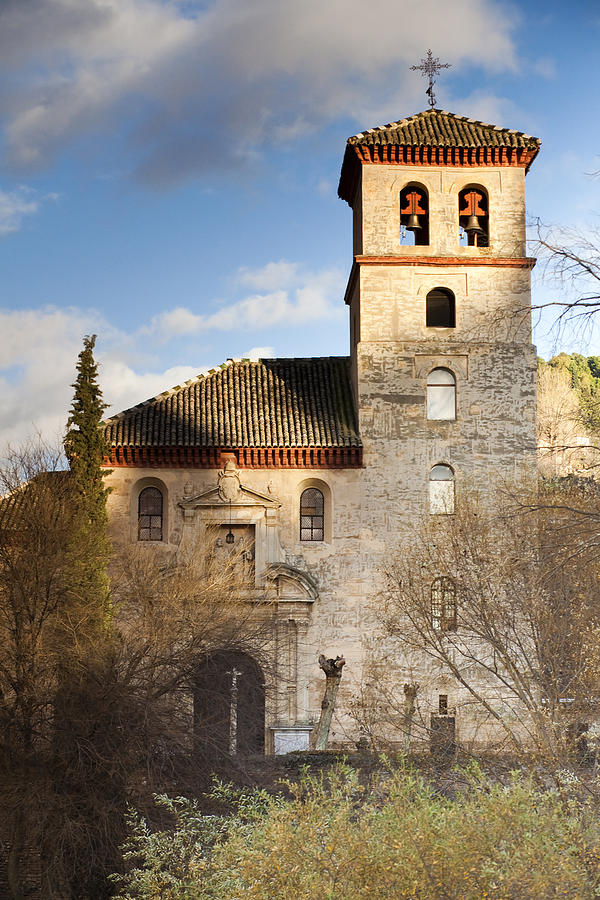 Alhambra Photograph - Granada by Andre Vicente Goncalves
