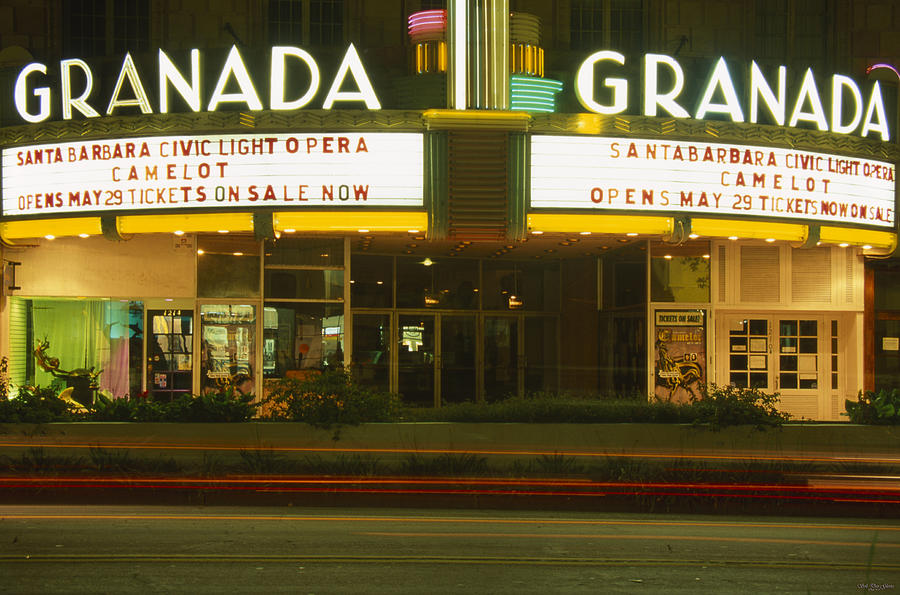 Granada Theater - State Street Photograph